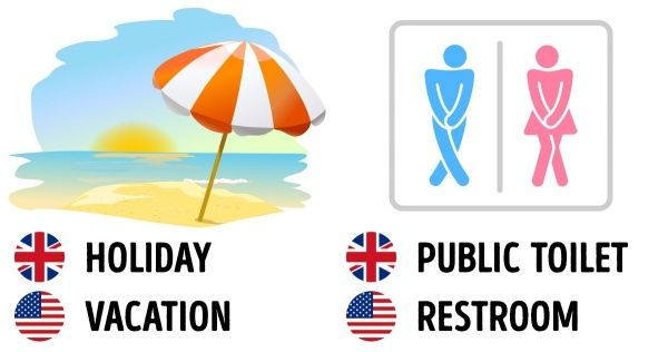 27 Pics About the Differences Between British and American English That Can Help You Not Screw Up in the Future #hollywoodstars