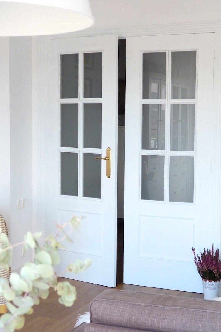Pintar las puertas de tu hogar con chalk paint proyectos for Como pintar las puertas de blanco