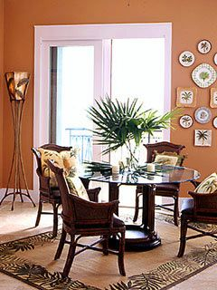 Dining Room Color Terracotta Dining Room Accents Dining Room