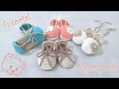 YouTube | Sandalias crochet para niña | Pinterest | Zapatos de ...