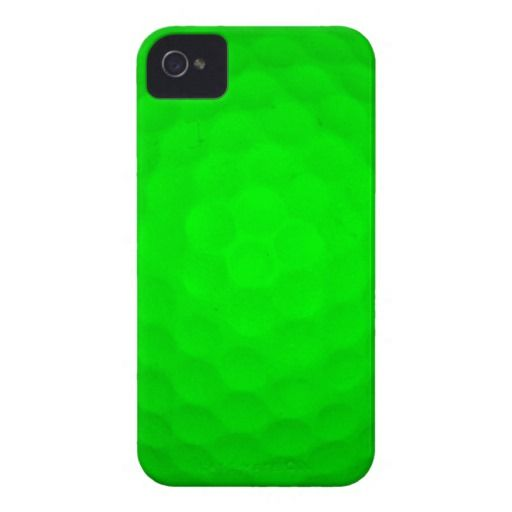 Choose Your Color Golf Ball iPhone 4 Cover