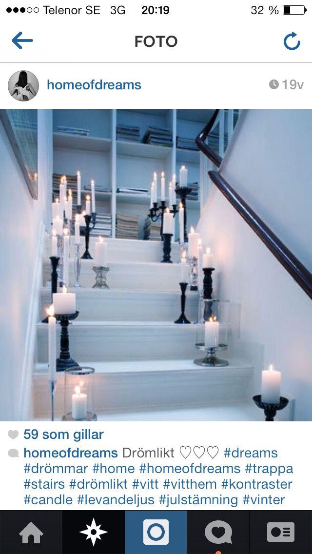 Enkelt Hall Inspo Inredning Ljus Och Trappa
