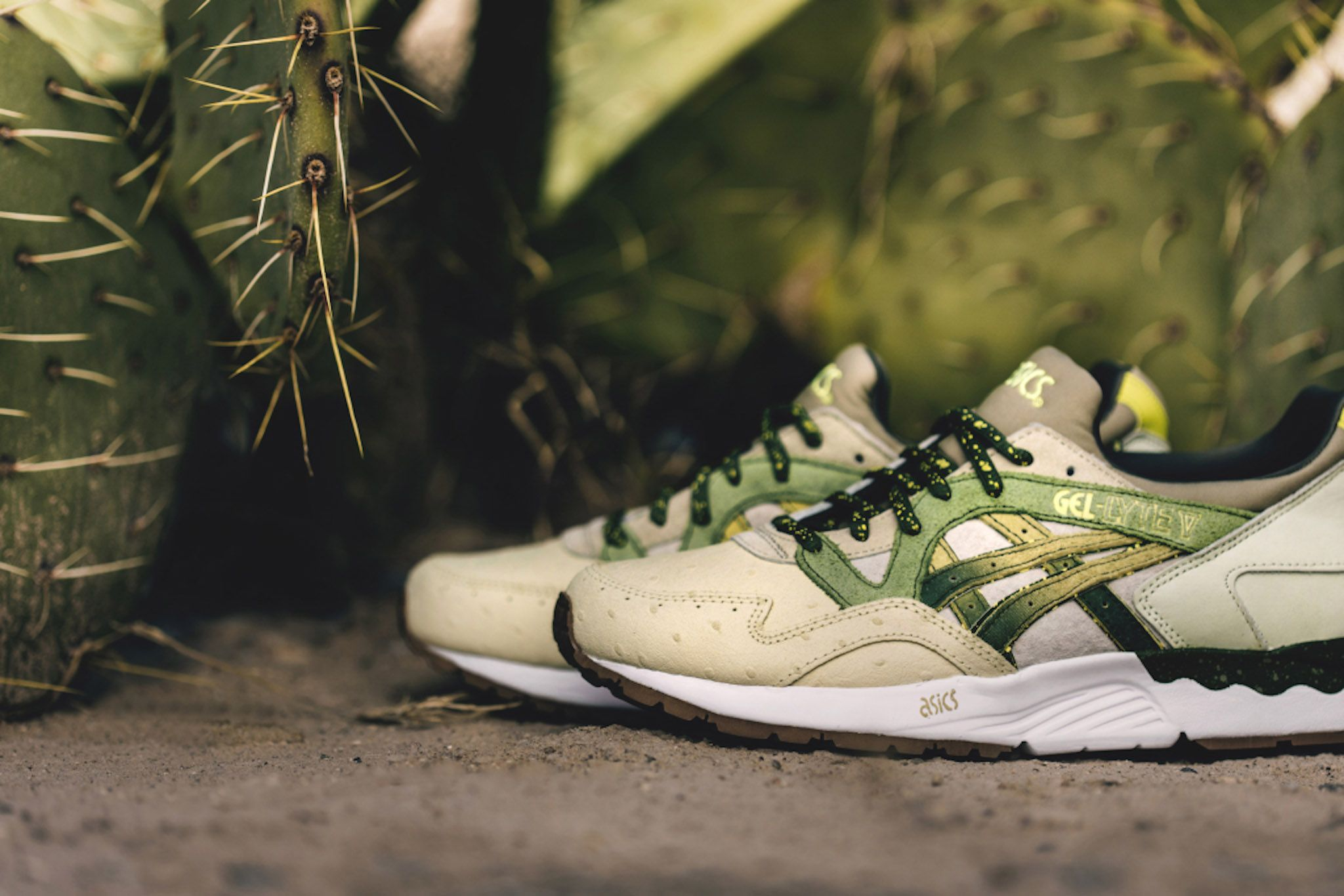 Feature x ASICS Gel Lyte V – Prickly Pear, #Asics