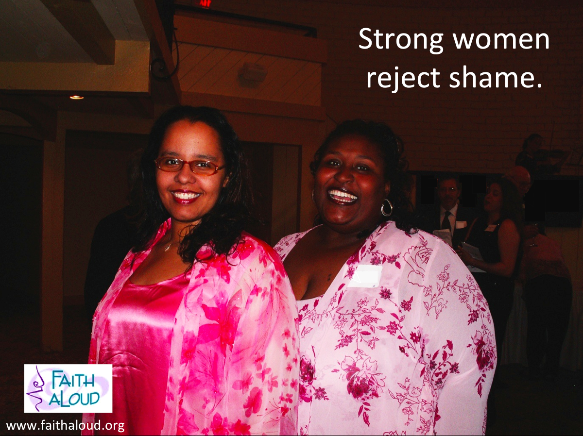 Strong Women Reject Shame