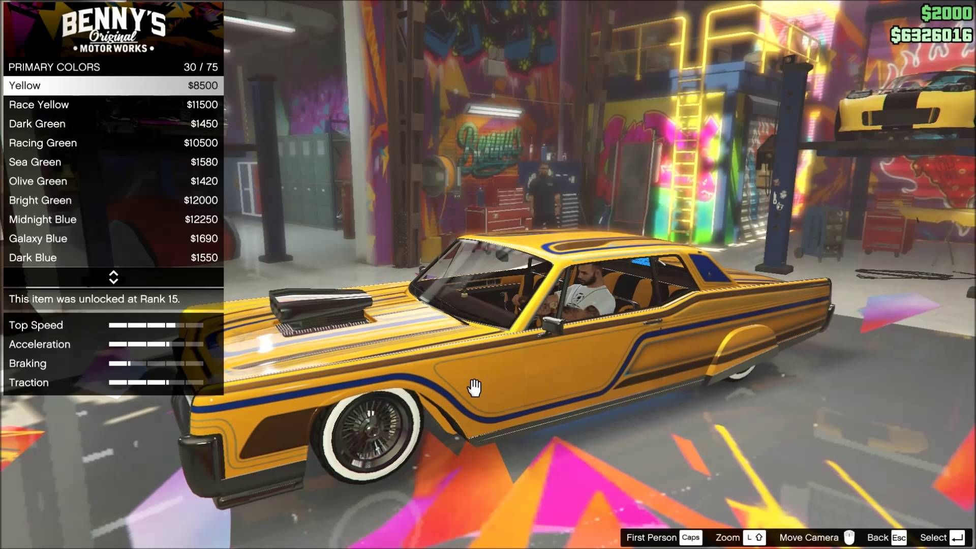 GTA V Online NEW !!! BENNY'S Original MOTOR WORK on Vapid