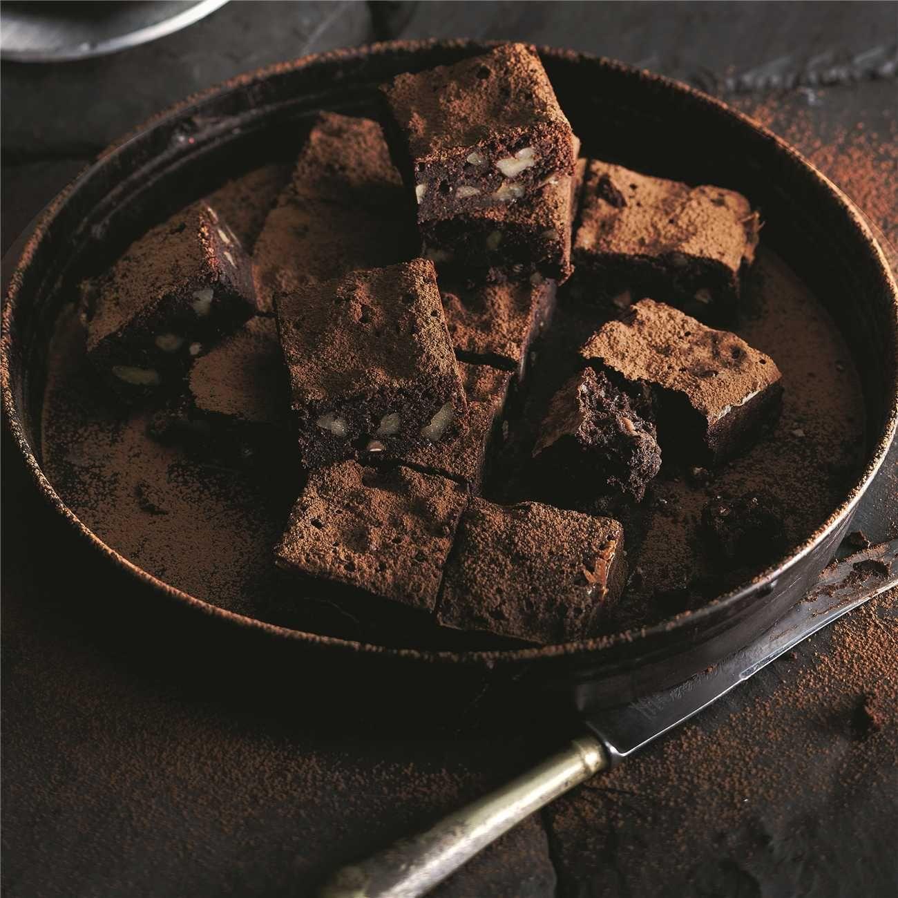 Caramel pecan brownies recipe woolworths desserts