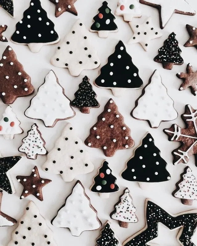 Christmas Cookie Decorating Ideas and Inspiration - Fashion To Follow