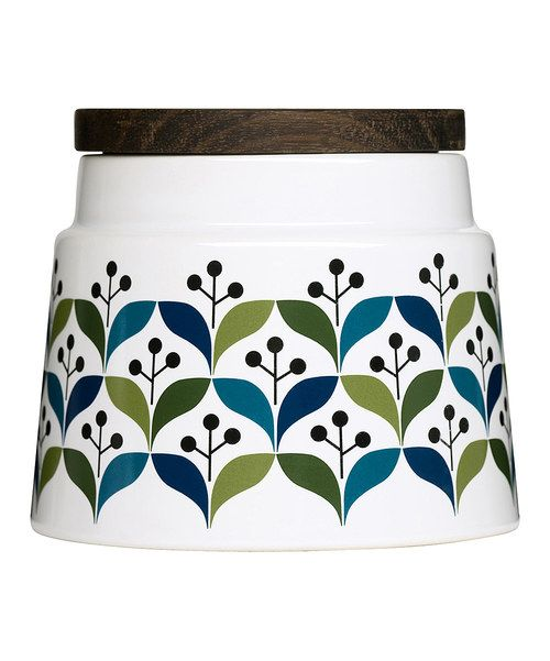Look at this Small Retro Storage Jar on #zulily today!