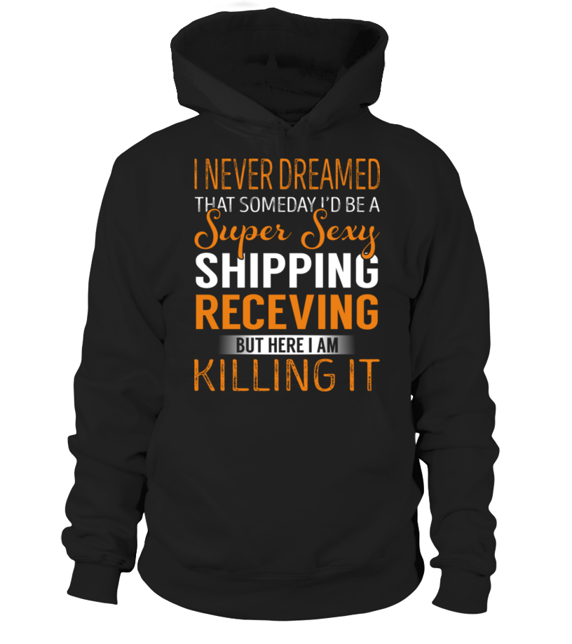 Shipping Receving - Never Dreamed #ShippingReceving