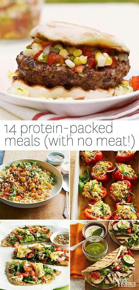 High Protein Vegetarian Recipes Even Carnivores Will Devour