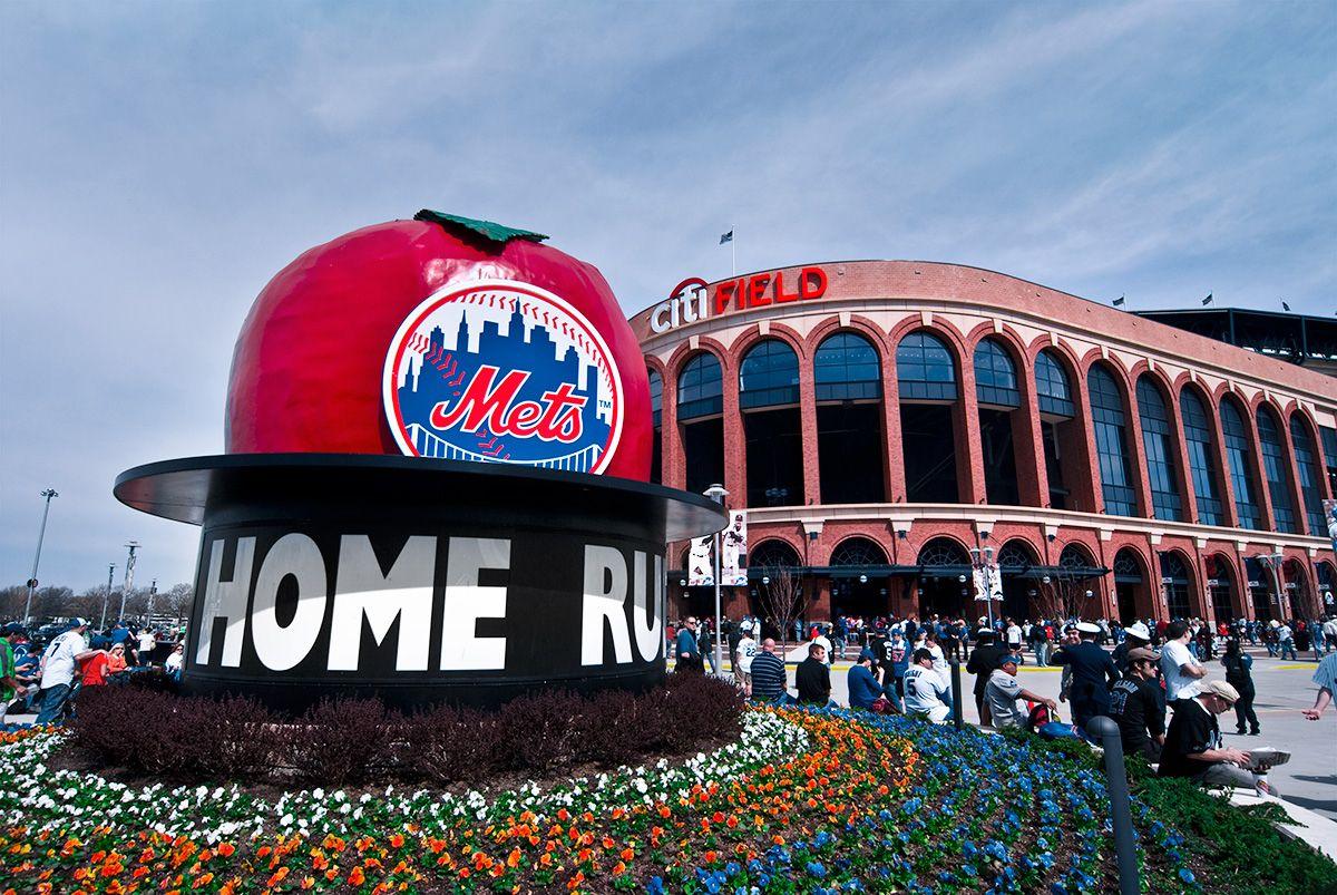 Citi field queens ny Ny mets baseball, New york mets, Mets
