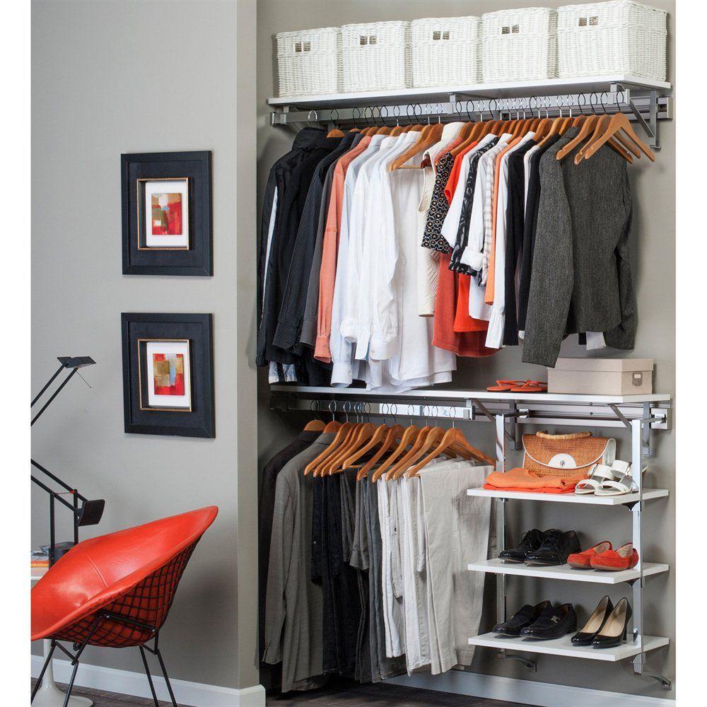 Create a perfectly organized closet space! ATGStores