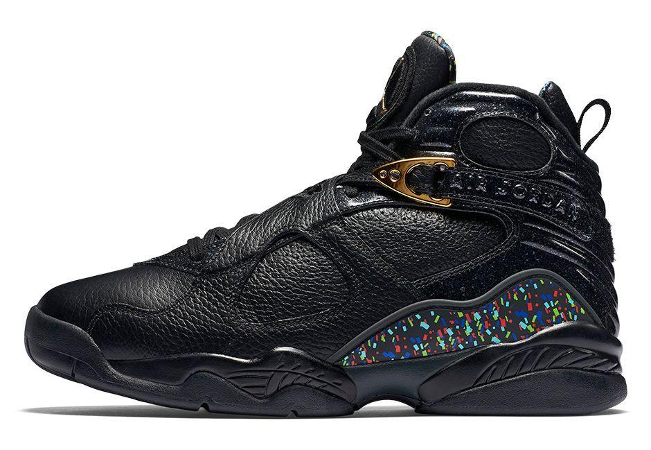 Jordan Retro 8 Black