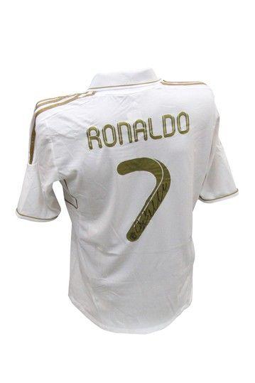 Unique Sports Memorabilia Cristiano Ronaldo Signed Real Madrid Jersey Hautelook Football Trading Cards Sports Nfl Football
