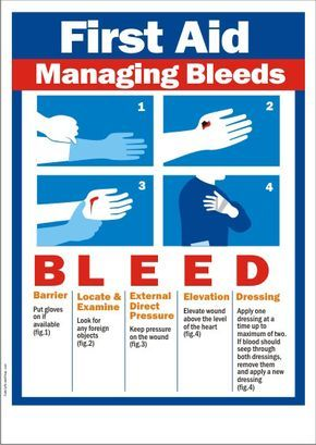 First-Aid-Managing-Bleeds