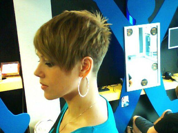 Nape+Clipper+Cut+for+Women's tendance en 2012 Coiffure