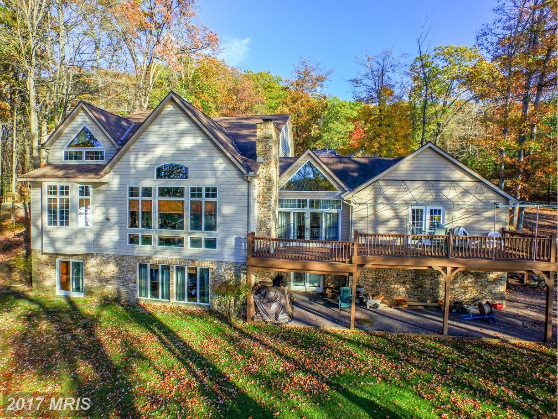 2303 lake shore drive oakland md 21550 lakefront homes