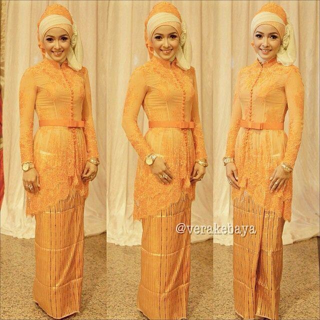 Model Vera Kebaya Muslim Hijab Cantik Modern Model Kebaya In 2019
