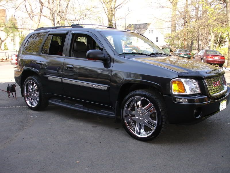 Used Onyx Black 2005 Gmc Envoy Denali For Sale In Brandon Ms