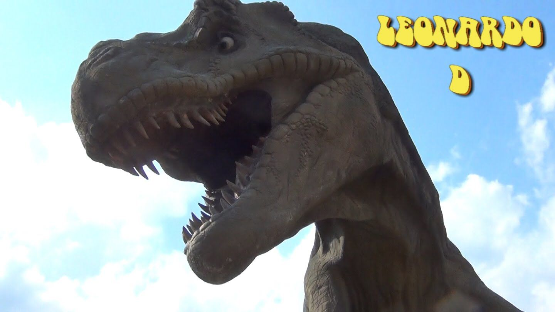 Dinosauri di Leonardo - Dinosaurs 4D