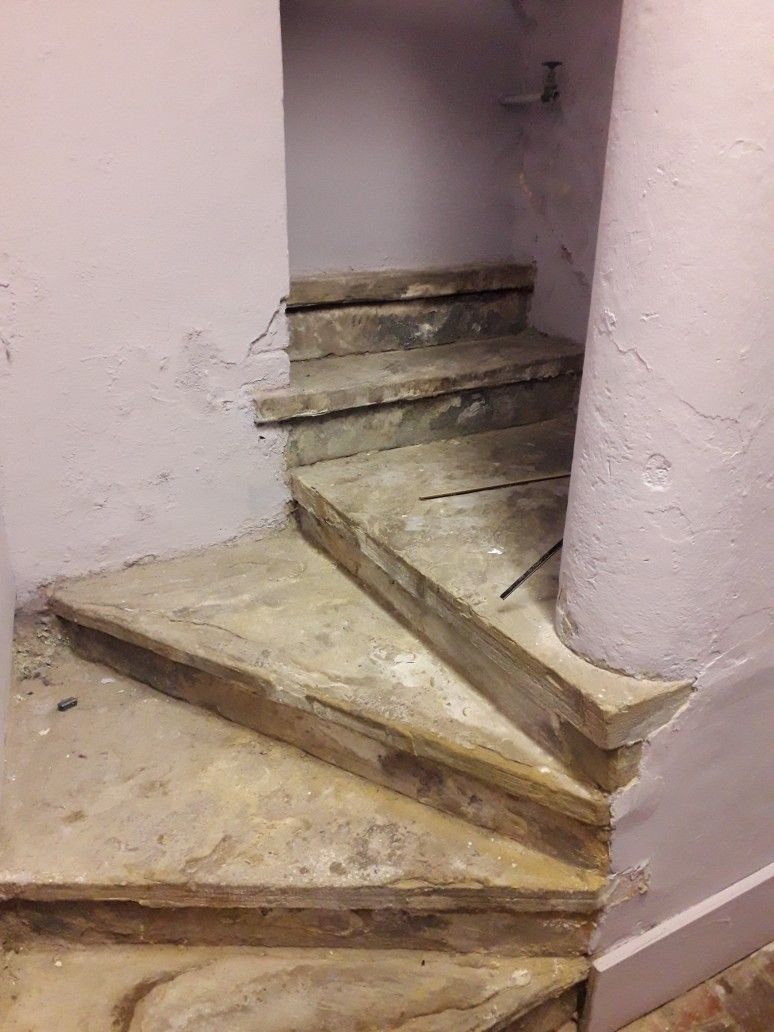 Stairs to nowhere2 , Adams building south block
