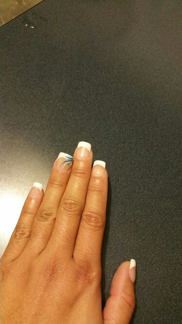 Manicure with design