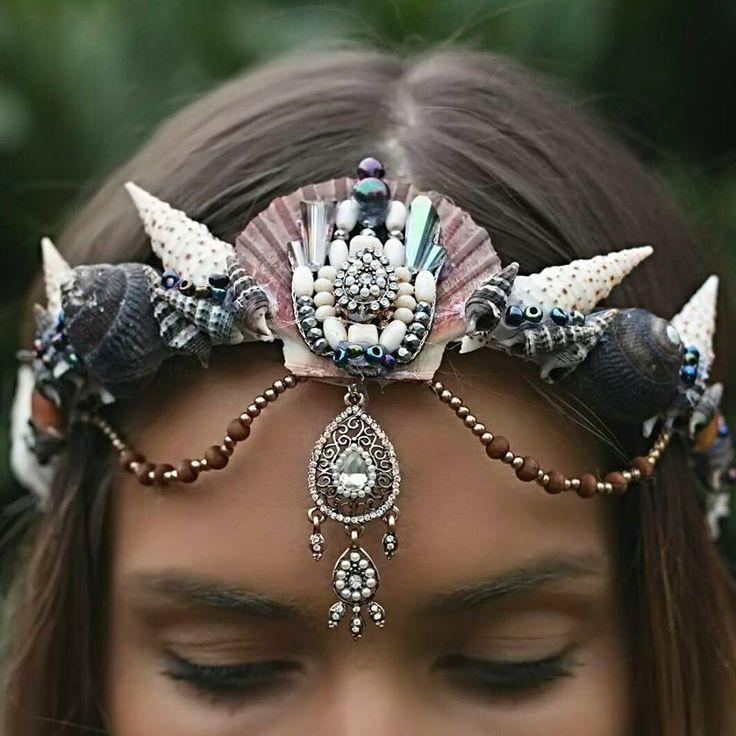 Biến thành công chúa với xu hướng phụ kiện tóc nàng tiên cá