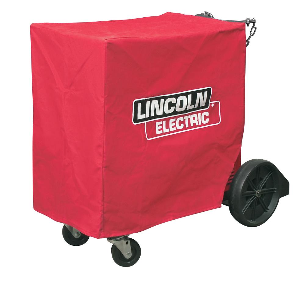Lincoln Electric K2378 1 Medium Canvas Cover Welding Consumables Welder Generator Flux Core Welding