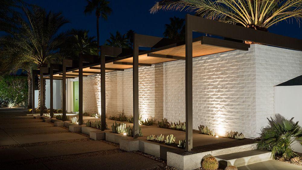 TTK Represents X Via Sol Florsheimleff House X Donald - A mid century desert oasis in palm springs