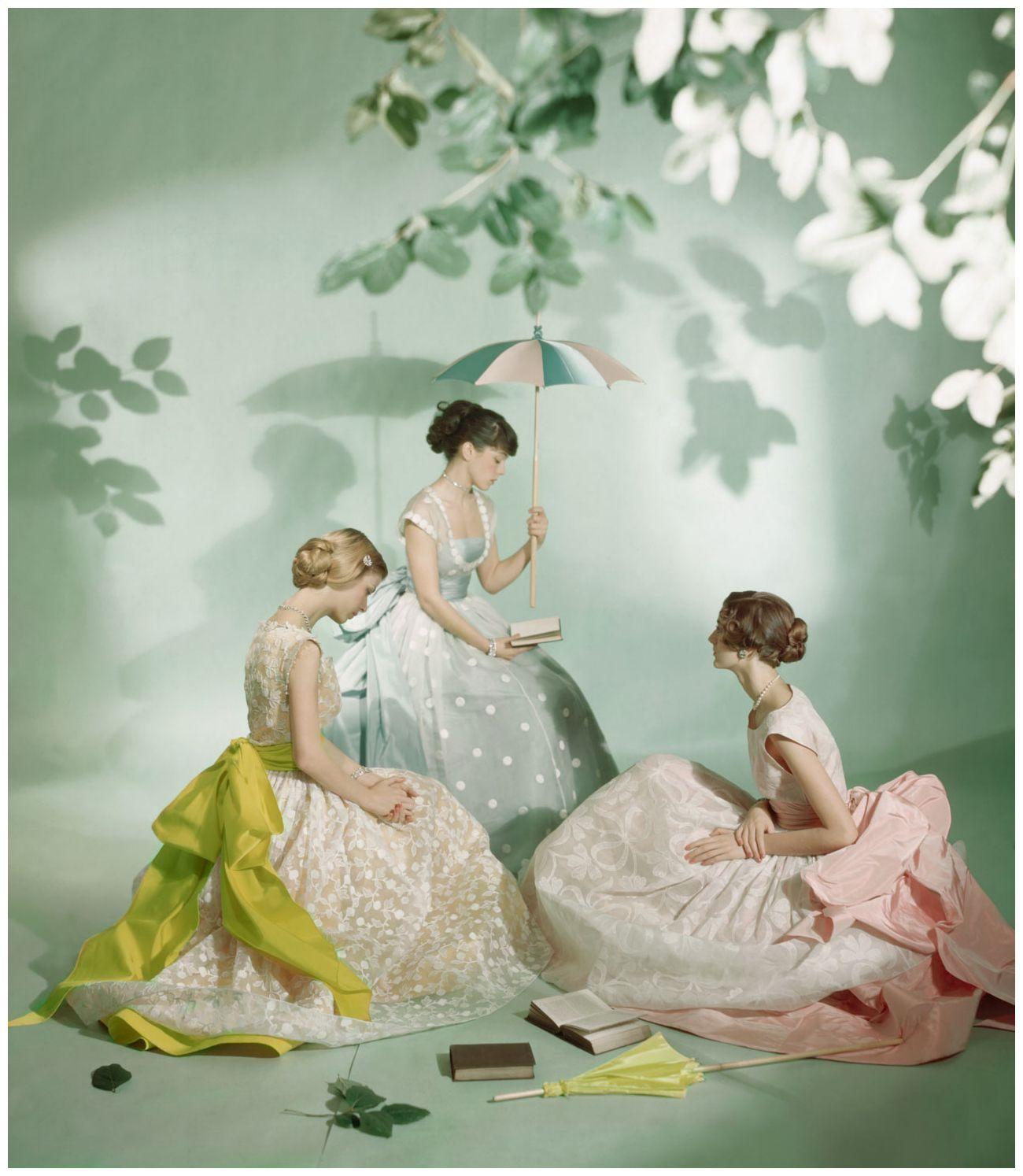 three models cecil beaton