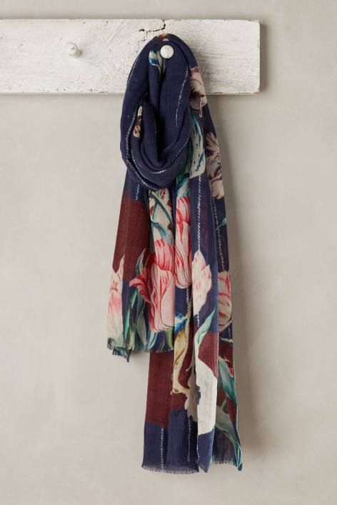 Anthropologies New Arrivals: Winter Accessories   How to