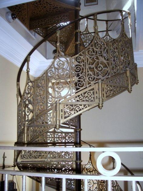 Best Victorian Spiral Staircase Spiral Staircase Spiral 640 x 480