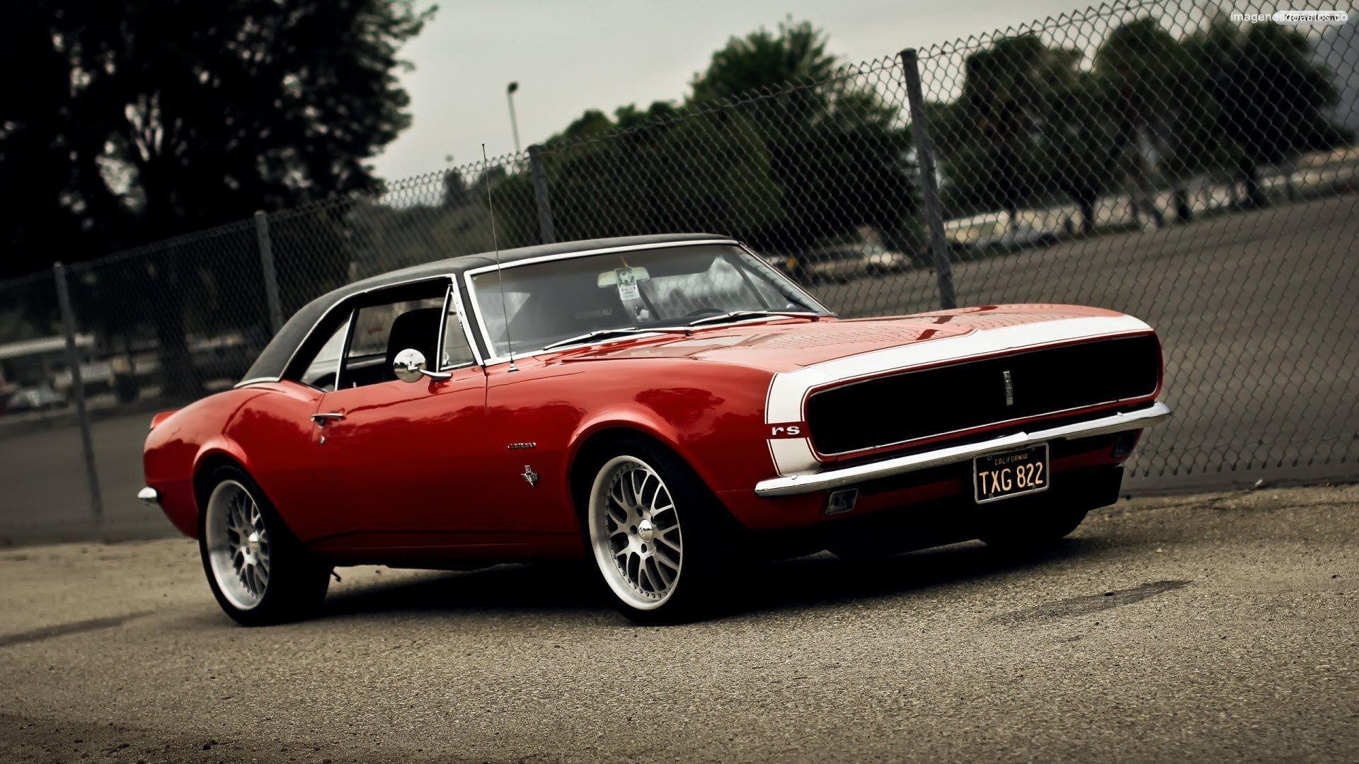 chevrolet camaro 1967 1366 768