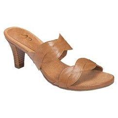 Womens Sandals Aerosoles Power Of Love Tan