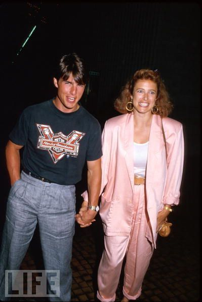 Tom Cruise First Wife Mimi Rogers 1987 Tom Cruise Tom Cruise Young Tom Cruise Movies
