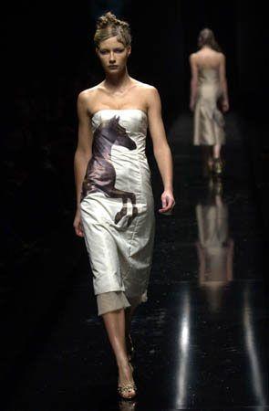 Image Result For Stella Mccartney Horse Print Dresses