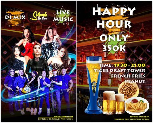 The Shanla Bar & Lounge | Hotgirl - Dancer every night | 0907.126.959 or 0916.613.008