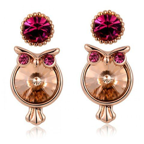 GET $50 NOW   Join RoseGal: Get YOUR $50 NOW!http://www.rosegal.com/earrings/2-pairs-cartoon-owl-stud-777989.html?seid=7416997rg777989