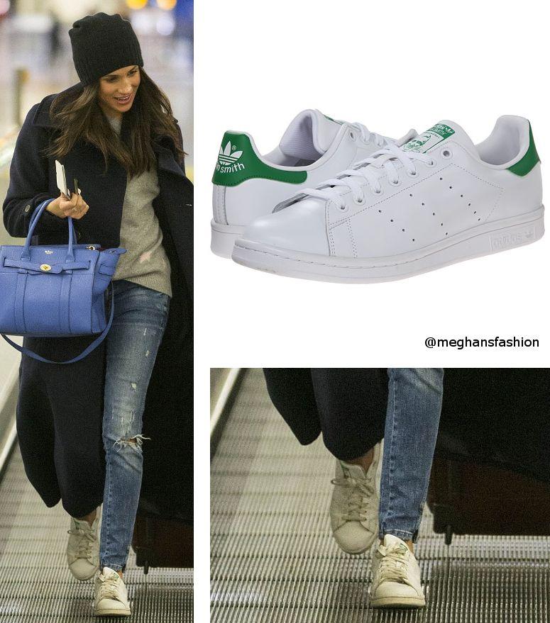 Adidas 'Stan Smith' Sneakers Aso Meghan Markle