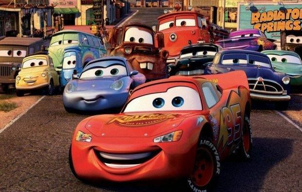 كارز 3 يتصدر إيرادات السينما في أمريكا الشمالية بـ53 5 مليون دولار صورة م Cars Movie Disney Cars Car Cartoon
