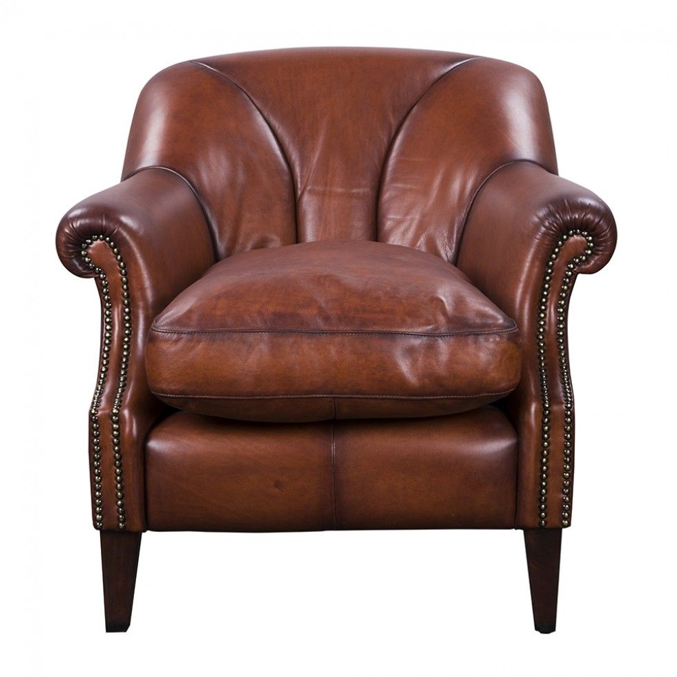 booker tan leather chair lounge chairs seating living hd