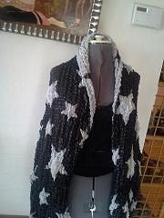 Check out this item in my Etsy shop https://www.etsy.com/listing/182125622/kimono-sttyle-jacket-with-kimono-sleeves