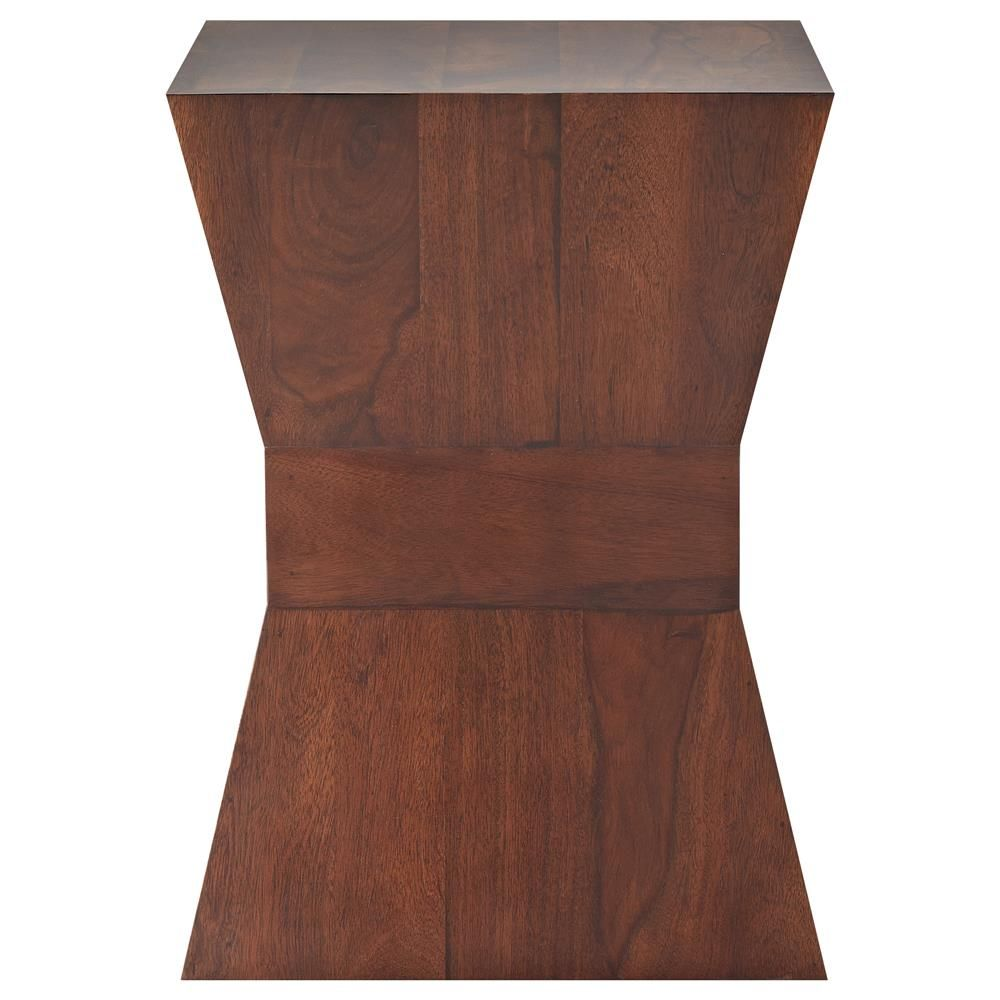 Atelier classic wood side table side tables coffee for Meuble bouclair