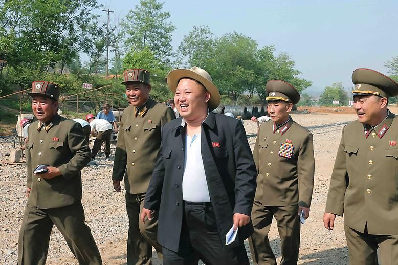 Nordkorea Reportage