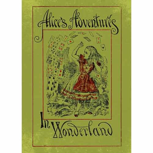 Image result for alice in wonderland classic book covers ...  Image result fo...