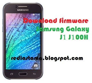Download Firmware Samsung Galaxy J1 J100h Indonesia