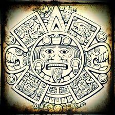 the aztec calendar mi cultura mexicana pinterest aztec calendar aztec and tattoo. Black Bedroom Furniture Sets. Home Design Ideas