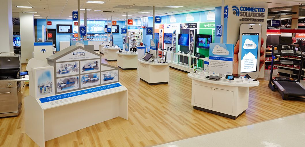 Innovative store experiences bring Connected Solutions to