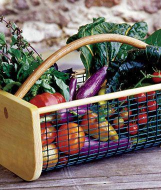 Gardening Basket josaelcom