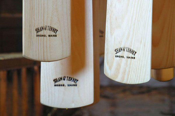 Wooden Rowing Oars